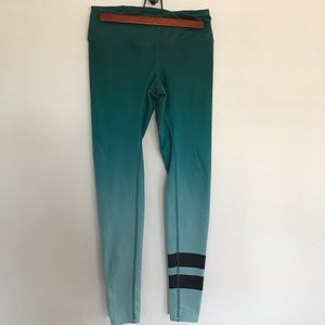 alo | Green Yoga Pants | Size XS